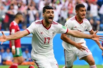خلاصه بازی ایران مراکش 1-0 (برد تاریخی ایران در جام جهانی)