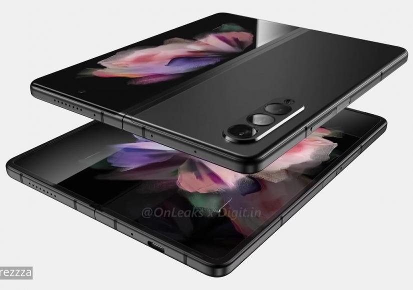 معرفی گوشی Samsung Galaxy Z Fold 3