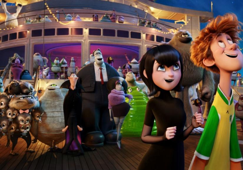 انیمیشن هتل ترانسیلوانیا3 تعطیلات تابستانی