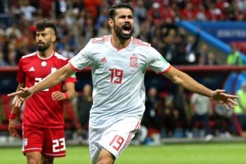 خلاصه بازی ایران و اسپانیا 0-1