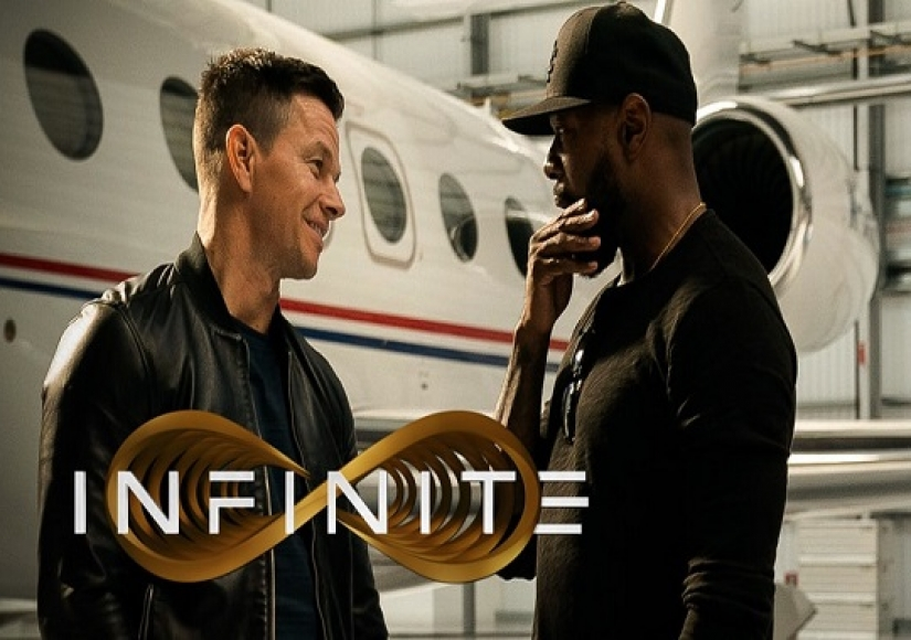 دانلود فیلم بی نهایت Infinite 2021 زیرنویس فارسی